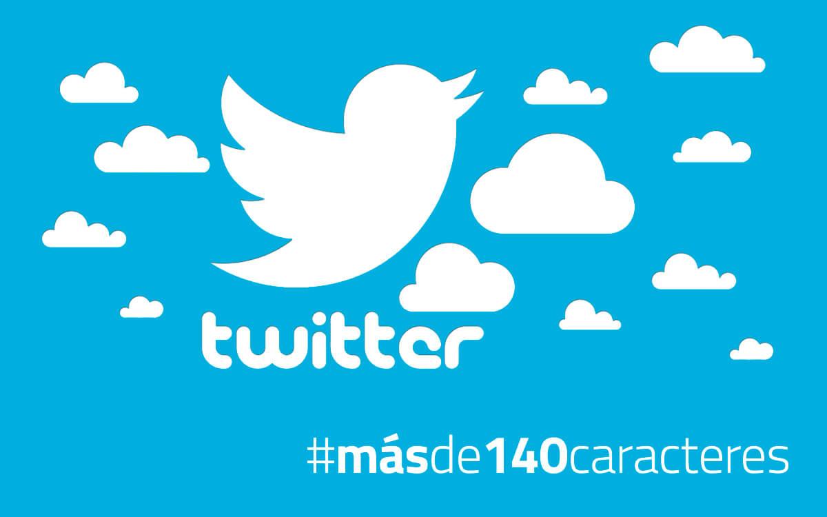 twitter revoluciona la red social permitira mas de 140 caracteres